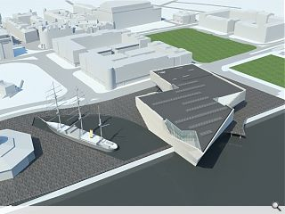 V&A at Dundee relocation proposed