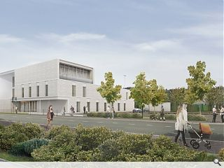 Gareth Hoskins secure planning for twin Lothian health centres