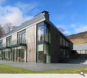 Highland Steading, Marcus Lee and cameronwebster architects