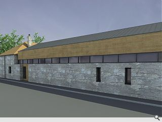 Planning approved for East Lothian steading conversion