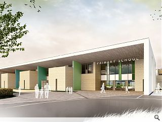 Planning application filed for Lenzie Moss Primary