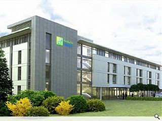 Holiday Inn Express planned for Edinburgh Airport