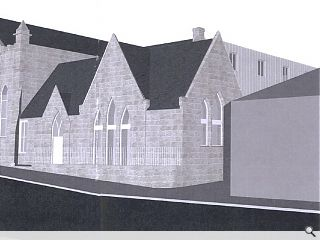Aberdeen church hall to make way for 20 flats
