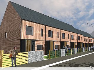 Largest Passivhaus project in Scotland goes in for planning