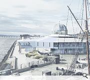 Work to Discovery Point will complement the tourism offer of the emerging Dundee Waterfront