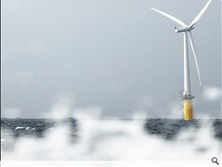 UK's first floating wind farm wins site approval