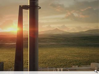 Sutherland selected for UK vertical launch spaceport