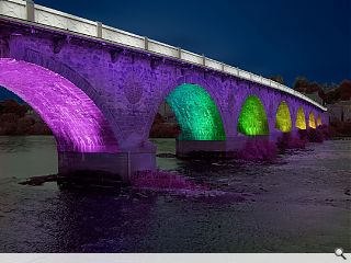 Perth to dispel winter gloom with £5m lighting initiative