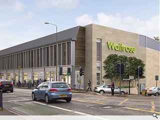 Public exhibition to be held for Corstorphine Waitrose store