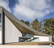 Hawkhead Centre - Page Park Architects (c) Keith Hunter Photography