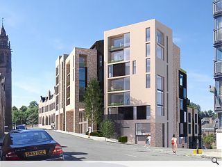 Revised Dean Village housing plans submitted