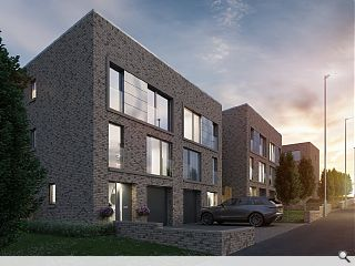 Townhouse living comes to Pollokshaws