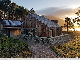 Off-grid Highland home named RIBA house of the year