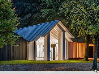 Simpson & Brown complete Rievaulx Abbey visitor centre