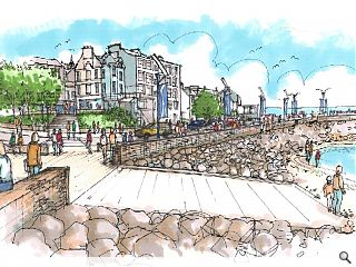 Campaigners call for Scottish Government review of Gourock Central plans