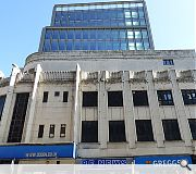 The art deco former Odeon building is being marketed for leisure use