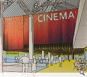 A first floor cinema and restaurants will take the place of the current BHS store
