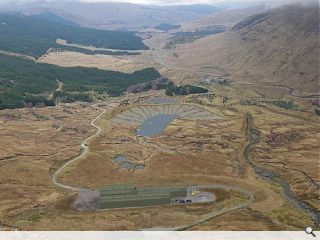 Loch Lomond gold mine approved