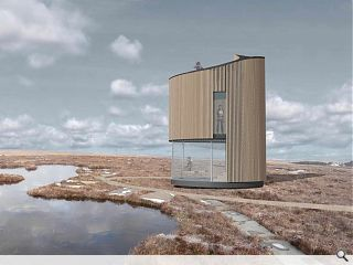 Forsinard Flows field centre and observatory plans come under fire