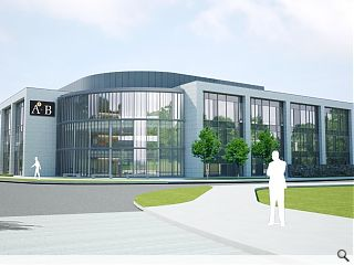 AAB select Aberdeen's Prime Four business park for new HQ