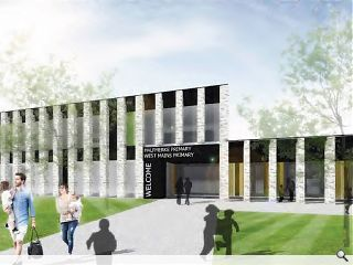 East Kilbride schools campus given go-ahead