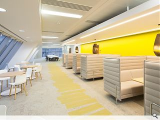 ISG complete £1.3m Network Rail fit-out