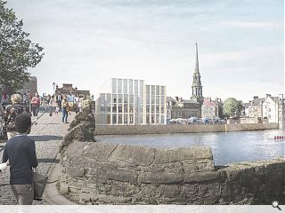 Avalanche of criticism buries Ayr Renaissance centrepiece
