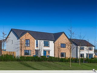 First phase of £800m Aberdeen New Town opens its doors