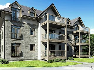 Perthshire retirement apartments launched