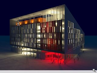 BDP detail Technology and Innovation Centre plans