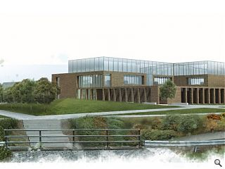 Cumbernauld community centre plans submitted