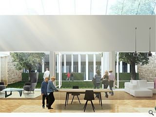 Nord secure Glasgow Hospice commission