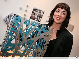 Libby Day launches Aberdeen art exhibition