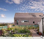 'Wood for Good' Award: Sandbank, Iona by Mary Arnold-Forster Architects, photograph by David Barbour