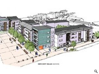 Raploch regeneration to be led by Cruden and Wimpey