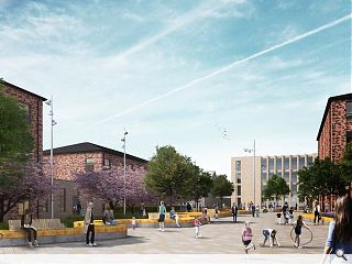 Pennywell & Muirhouse civic hub proposal detailed