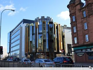 Scottish Opera unveil Theatre Royal extension