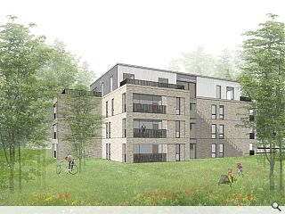 'Pavilion villa' apartments headed for Thorntonhall