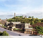 Edinburgh's Calton Hill is set to be transformed over the coming years