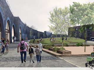 Three-pronged attack to accelerate regeneration in Laurieston, Govan & Milton