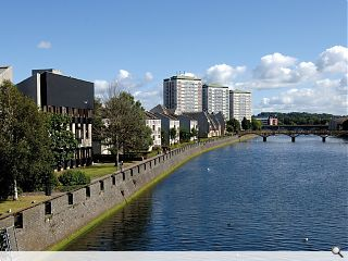 Housing renewal to redraw Ayr's skyline