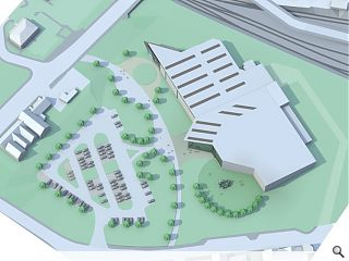 Perth sports and leisure hub vision unveiled