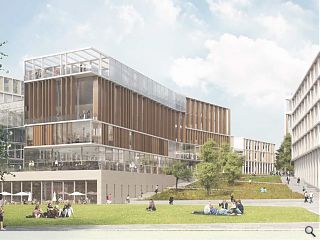 Permission in principle sought for huge University of Glasgow expansion