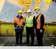 A 2,000sq/m factory extension has significantly boosted production