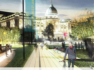 M8 City Park project inches a step further from drawing board to reality