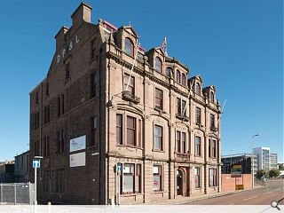 Morgan McDonnell oversee conversion of Dundee's B-listed Maritime Building