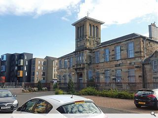 B-listed Govan school to form Elderpark Housing Association HQ