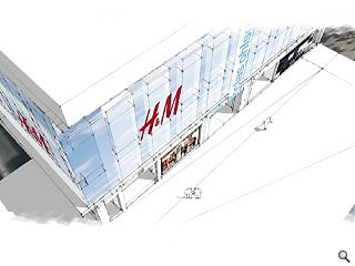 N8 Design to revamp Newcastle H&M