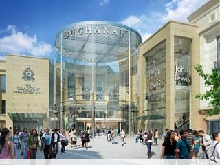 Mall pall on Glasgow city centre to be outlawed