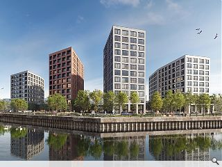 Leith tower quartet secure planning consent